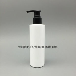 200ml Flat Plastic Pet Bottle with Pump pictures & photos