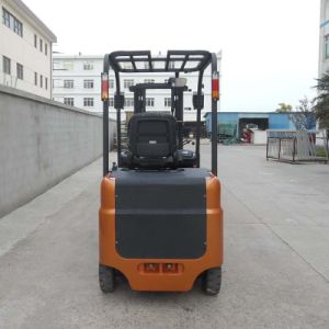 Warehouse Electric Type Material Handling Equipment Forklift Truck for Sale (CPD20E) pictures & photos