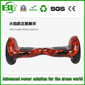 Fire Red Looking Powerful Self Balancing Skateboard Scooter with Pedals pictures & photos