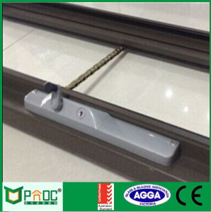Aluminum Chain Winder and Awning Window with Australia Standard Pnocaw0002 pictures & photos