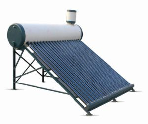 200liter Non Pressure Vacuum Tube Solar Geyser Water Heater pictures & photos