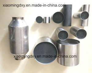 Honeycomb Metal Catalyst Metallic Honeycomb Substrate for Motor pictures & photos