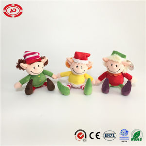 Xmas Gift Kids Cute Sitting ASTM Lovely Soft Plush Toy pictures & photos