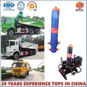 High Quality Dump Truck/Trailer Hydraulic Cylinder with TS16949 pictures & photos