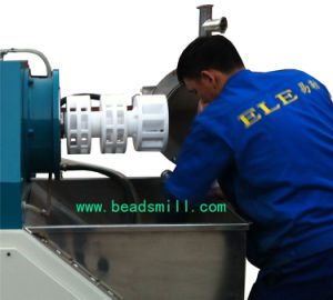 Horizontal Dyno Mill for Coating pictures & photos