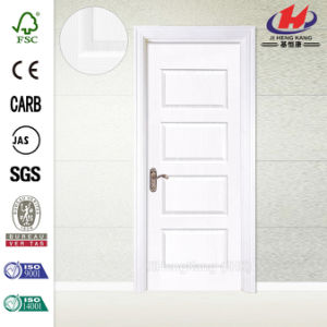 Shopping Mall Best Quality Slab Wood Door pictures & photos