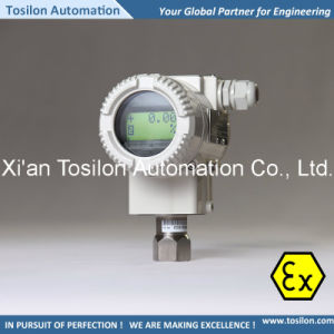 Traditional-Mount Gauge Pressure Transmitter for Liquid, Gas, Steam (ATEX Approved) pictures & photos