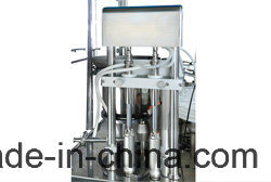 Automatic Eye Drops Liquid Glass & Plastic Bottle Filling Capping Machine pictures & photos