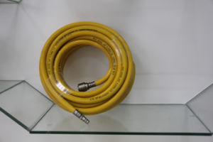 20 Bar PVC Air Hose with RoHS Certificate pictures & photos