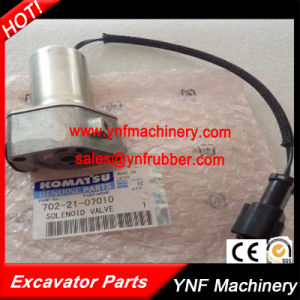 Excavator Electrical Parts Rotation Solenoid Valve for Komatsu 7022107010 pictures & photos
