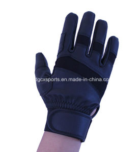 Comfortable Adult Baseball Batting Glove pictures & photos