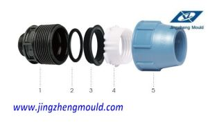 Plastic 50mm Ball Valve Mould pictures & photos