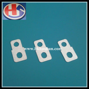 Brass Hardware Accessories, Precision Contact Metal Sheet (HS-BC-0010) pictures & photos
