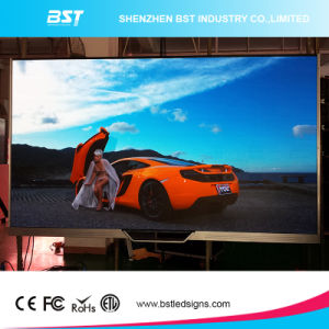 P2.5mm Black LEDs Small Pixel Full Color LED Display Screen pictures & photos