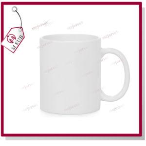 11oz Sublimation Coated White Ceramic Mug pictures & photos