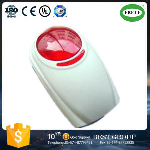 Cable Alarm Siren Deluxe Outdoor Cable Acousto-Optic Alarm Car Siren pictures & photos