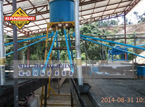 Diamond Mining Equipment (6-S) Shaking Table pictures & photos