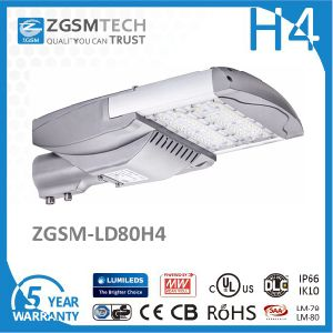 IP65 Outdoor Road Fixture 80W LED Street Light pictures & photos