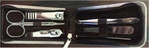 Cheap Price 6 PCS Carbon Steel Travel Manicure Sets pictures & photos