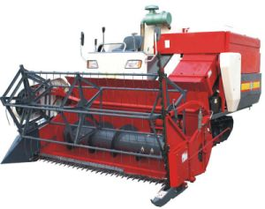 Cubota Type Agriculture Rice Combine Harvester (LDG-4LZ-2.5) pictures & photos
