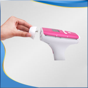 Best IPL Hair Removal Handheld Microcurrent Beauty Device pictures & photos