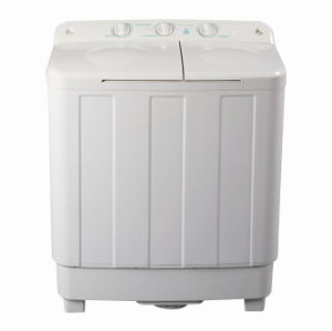 7.0kg Twin-Tub Top-Loading Washing Machine for Qishuai Model XPB70-7029SH pictures & photos