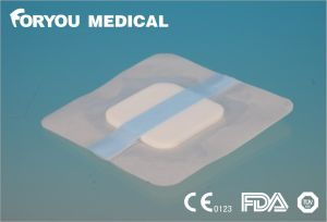High Quality Foam Dressing with CE FDA pictures & photos