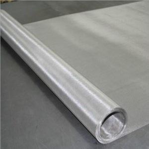 China Factory Zhuoda Supply Nickel Wire Mesh (ZDNWM) pictures & photos