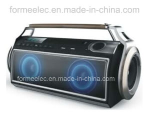 Bluetooth Portable CD Player with LCD Display MP3 CD Boombox pictures & photos