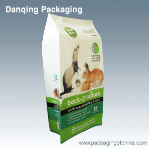 Danqing Laminated Plastic Pet Food Packaging Doypack Pouch Y0294 pictures & photos
