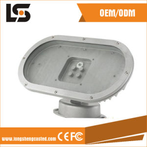 Lighting Fixture of Aluminum Die Casting LED Waterproof Housing pictures & photos