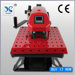 Pneumatic Swing Away Heat Transfer Machine FJXHB1 pictures & photos