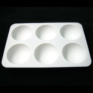 High-Quality Oval Silicone Ice Cube Tray pictures & photos