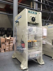 D-Frame Single Crank Punching Machine/Power Press/Press Machine (D1N-80ton) pictures & photos