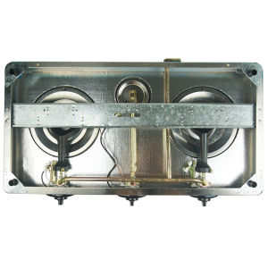 Hot Selling Hi Quality 3 Burner Glass Gas Cooker Jp-Gc303t pictures & photos