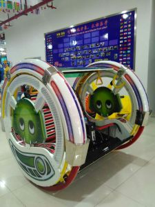 Happy Swing Car Leswing Car Amusement Park Car Available for Both Outdoor and Indoor Playground pictures & photos