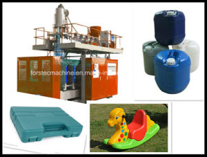 Plastic Toys Extrusion Blow Machine pictures & photos