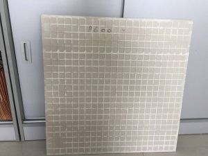 Promotion Foshan Ceramic Ivory White Polished Porcelain Floor Tile (P600) pictures & photos