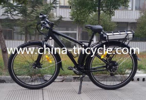 250W Brushless Front Motor Electric Bicycle pictures & photos
