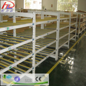 Heavy Duty Steel Flow Rolling Racking pictures & photos