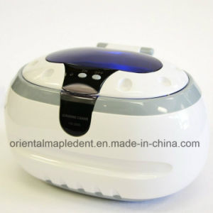 Dental Digital Ultrasonic Cleaner Machine 600ml Om-J001 pictures & photos