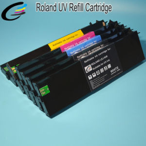 Roland Versauv Lef-20 Rechargeable Ink Cartridges Wholesale with Permanent Chip Lef20 pictures & photos