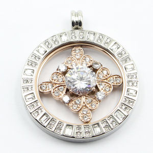 Personalized 316L Stainless Steel Locket Pendant for Necklace Jewellery pictures & photos