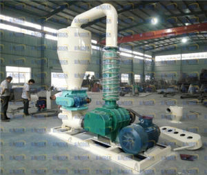 Mobile Pneumatic Conveyor for Sea Port/Truck Loading and Unloading pictures & photos