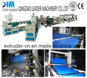 ABC Type 3 Layers Plastic PP Foam Board Extrusion Line pictures & photos