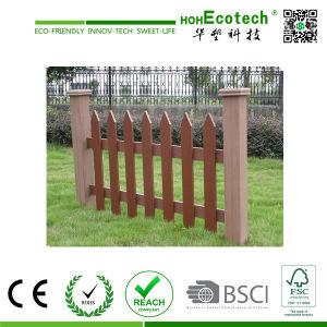 Composite Garden Decking, Ecofriendly Decorative WPC Garden Fence pictures & photos