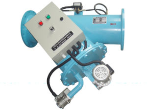 Automatic Brush Filter Strainer for Solvent Extraction pictures & photos