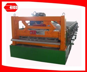 Metal Roof Tile Sheet Roll Forming Machine (YX23-750) pictures & photos