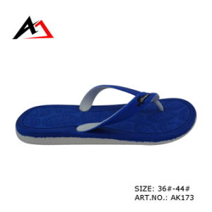 Slipper Shoes Summer High Quality Flip Flop for Men (AK173) pictures & photos