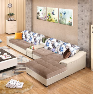 Nice Whosale Cheap 3 Seater Sofa pictures & photos